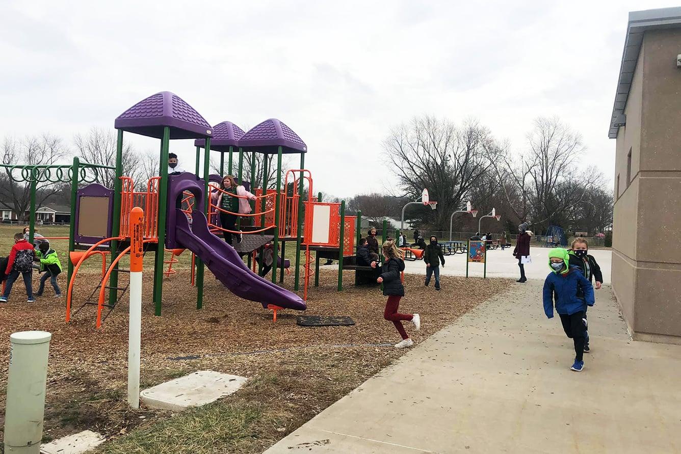 Quincy Public Schools Playground