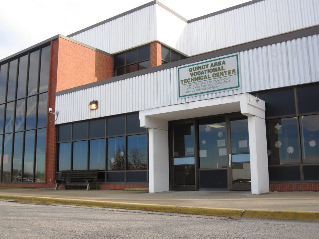 Quincy Area Vocational Technical Center Building