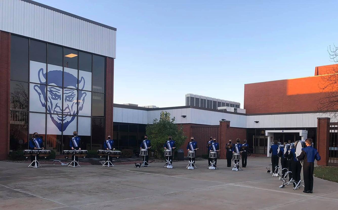 QHS Drumline