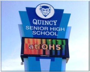 Quincy High School - Quincy IL