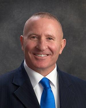 Superintendent Roy Webb