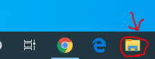 screenshot folder icon