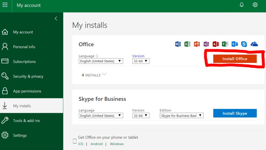 install-office-button-screenshot